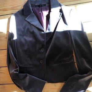 Women's Velvet blazer